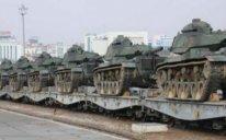 Rusiya hərbçilərini Suriyanın Afrin rayonundan çıxarır