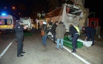 Türkiyədə ağır yol qəzası: 13 ölü, 42 yaralı - FOTO