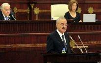 Artur Rasizadə martın 16-da deputatlara hesabat verəcək