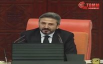 Türkiyə Parlamentində Xocalı heyəti belə salamlandı - FOTO-VİDEO