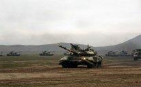 Azərbaycan Ordusu genişmiqyaslı təlimlərə BAŞLADI