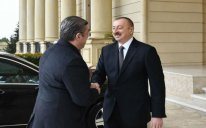 İlham Əliyev Gürcüstanın baş nazirini qəbul edib - YENİLƏNİB