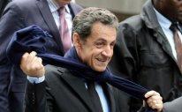Polis Fransanın sabiq prezidentini saxladı