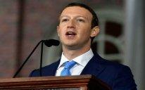 Facebook-un böhranı: Zukerberq üzr istədi və söz verdi