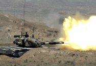 Raket və artilleriya bölmələrinin döyüş atışlı mərhələsi icra olunub – VİDEO