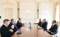 Prezident NATO baş komandanını qəbul edib - YENİLƏNİB