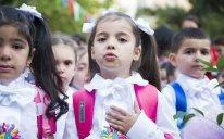 24 000-dən çox uşaq I sinfə qəbul edildi