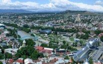 """Tbilisidə qondarma """"erməni soyqırımı"""" aksiyasına cavab aksiyası keçirilib"""