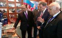 V Beynəlxalq elmi konfrans işə başlayıb - Fotolar