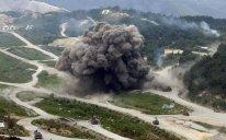 ABŞ Cənubi Koreya ilə bəzi hərbi təlimləri dayandırıb
