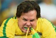 Futbol dünyası şokda - Braziliya da DÇ-dan getdi