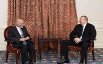 İlham Əliyev Əfqanıstan Prezidenti ilə görüşdü - YENİLƏNİB