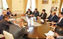 Azərbaycan və Rumıniya diasporları arasında memorandum imzalandı - FOTOLAR