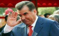 Tacikistan prezidenti avqustda Azərbaycana səfər edəcək