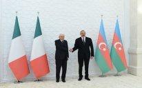 Azərbaycan-İtaliya sənədləri imzalanıb