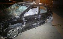 Abşeronda ağır yol qəzası: 1 nəfər faciəvi şəkildə öldü – VİDEO