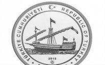 Türkiyədə azərbaycanlı rəssamın əsərinin eskizi əsasında gümüş sikkə buraxıldı