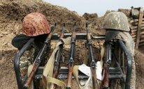 Azərbaycan ərazisində erməni hərbçi ölüb