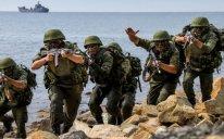 Rusiya Suriya sahillərində hərbi əməliyyatlara başlayıb