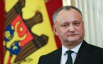Moldova prezidenti vəzifəsindən müvəqqəti kənarlaşdırılıb