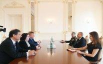 İlham Əliyev Bolqarıstanın Baş nazirini qəbul edib