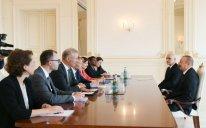 Prezident Avropa İnvestisiya Bankının vitse-prezidentini qəbul edib – FOTO/YENİLƏNİB