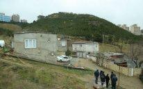 Bayılda yenidən sürüşmə: Bir ev dağıldı, bir neçə evin divarlarında çatlar yarandı