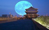Çin süni Ay hazırlayacaq - küçələri işıqlandırmaq üçün