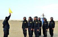 Azərbaycan ordusunun PDM ekipajları döyüş atışları icra edir – VİDEO