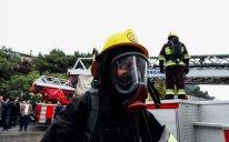 Bakıda kafe yandı, üç nəfər tüstüdən boğularaq öldü