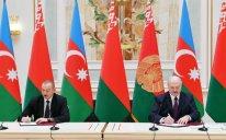 Azərbaycan-Belarus sənədləri imzalandı – FOTO