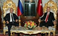 Türkiyə və Rusiya prezidentləri arasında görüş keçirildi