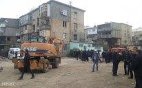 Gəncədə yaşayış binasında PARTLAYIŞ - Ölən və yaralananlar var - FOTO - YENİLƏNİB-2