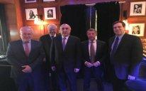 Azərbaycan XİN başçısı Minsk qrupunun həmsədrləri ilə görüşüb