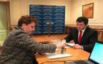 Ukraynada azərbaycanlı prezidentliyə namizədliyini verib