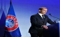 Aleksander Çeferin yenidən UEFA prezidenti seçilib