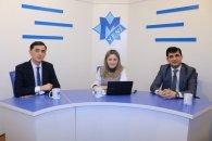 Canlı yayında Tural Abbaslı ilə Niyaməddin Orduxanlı debatı - VİDEO