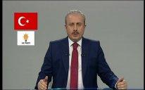 AKP-nin Türkiyə parlamenti sədrliyinə namizədinin adı açıqlanıb