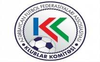 AFFA Klublar Komitəsinə yeni sədr seçilib