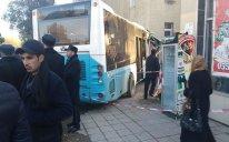 Sumqayıtda avtobus qəzası ilə bağlı cinayət işi başlandı