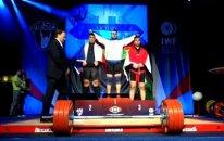 Azərbaycan ağırlıqqaldıranı dünya birinciliyində qızıl medal qazanmaqla tarixə düşüb
