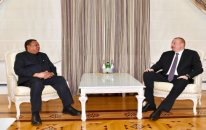 Prezident İlham Əliyev OPEC-in baş katibini qəbul edib