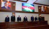 Nəsimi rayonunda Azərbaycan təhlükəsizlik orqanlarının 100 illiyi qeyd edildi – FOTO