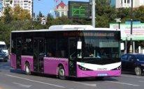 Bakıda iki marşrut xətti üzrə avtobusların hərəkət sxemi dəyişdirilir