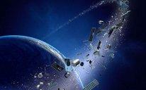 Yer kürəsi ətrafında milyardlarla kosmik qırıntı hissəciyi fırlanır