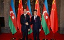 Çin Xalq Respublikasının Sədri Prezident İlham Əliyevi təbrik edib