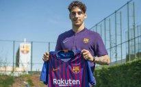 """""""Barselona"""" 18 yaşlı hollandiyalı ilə müqavilə imzalayıb"""