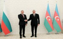 Bolqarıstan Prezidenti Prezident İlham Əliyevi təbrik edib