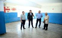 Gürcüstanda azərbaycanlıların yığcam yaşadığı rayonda 7 yeni məktəb tikiləcək