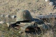 Dağlıq Qarabağda Ermənistan hərbçisi ölüb